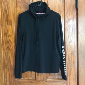 Victoria's Secret sport funnel neck sweatshirt